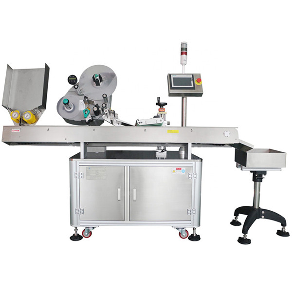 60-500 पीसी न्यूनतम अर्थव्यवस्था स्वचालित फार्मास्यूटिकल बोतल शीशक लेबलिंग मेशीन