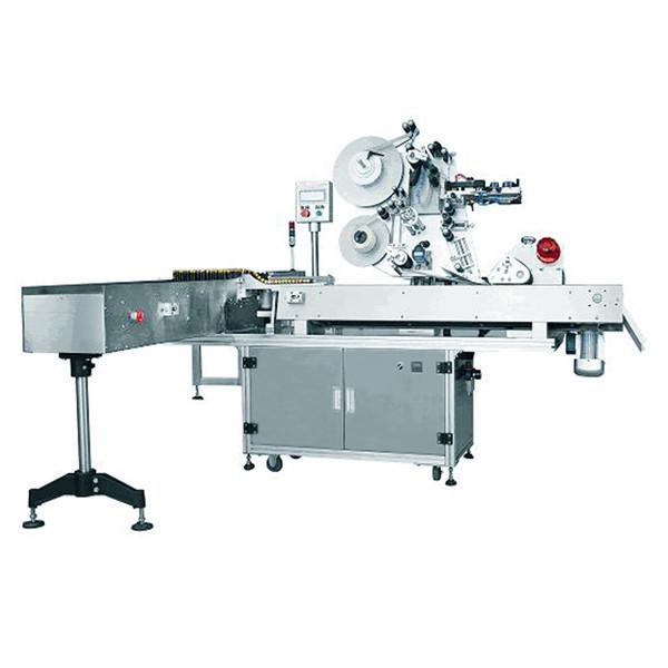 मौखिक तरल स्वचालित स्टीकर लेबलिंग मेशीन 220V 50HZ 1500W