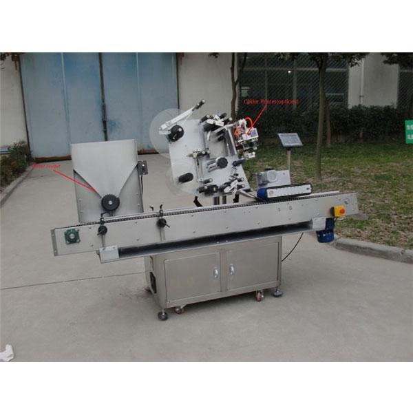 मौखिक तरल बोतल भियल स्टीकर लेबलि Machine मेशीन
