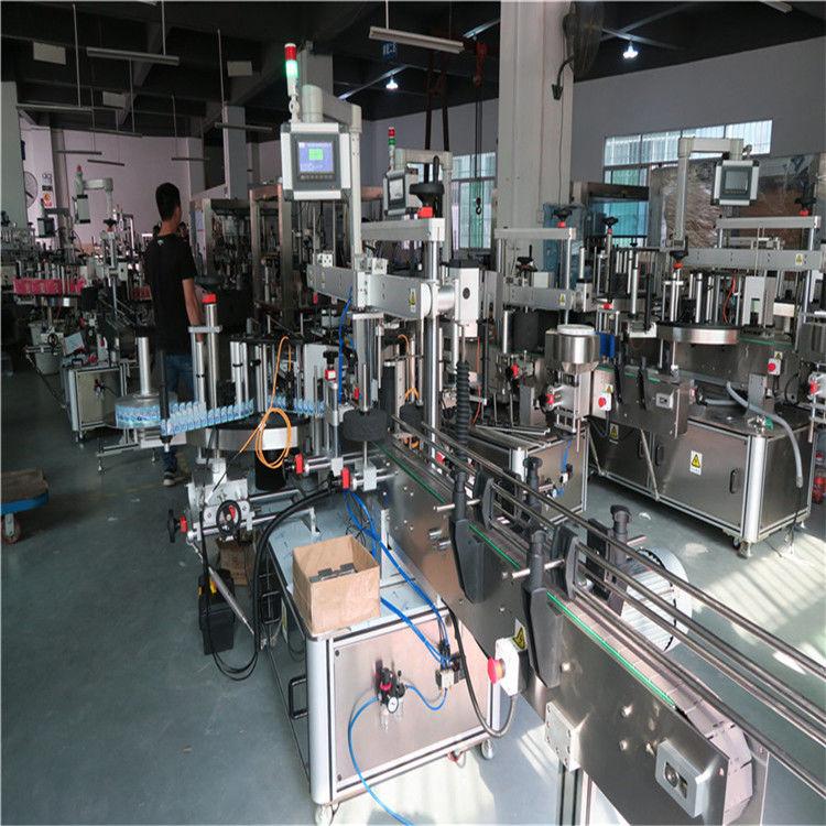 प्लास्टिक बोतल लेबलिंग मेशीन, खनिज पानी को बोतल लेबलिंग मेशीन