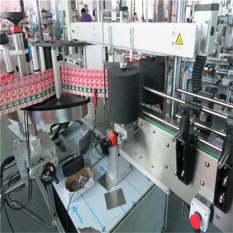 स्वचालित रोल गरिएको लेबल चिपकने वाला स्टीकर लेबलिंग मेशीन 220V / 380V