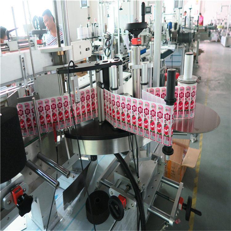 मल्टीफंक्शनल ट्रान्सपरन्ट स्वचालित स्टीकर लेबलिंग मेशीन