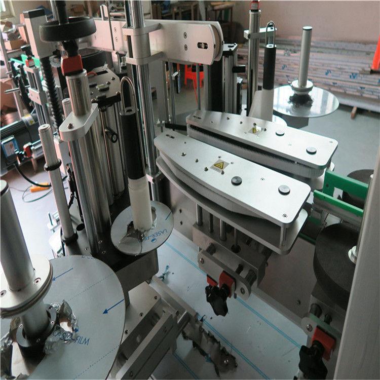 पूर्ण स्वचालित स्टिकर लेबलिंग मेशीन / सेल्फ चिपकने लेबलिंग मेशीन