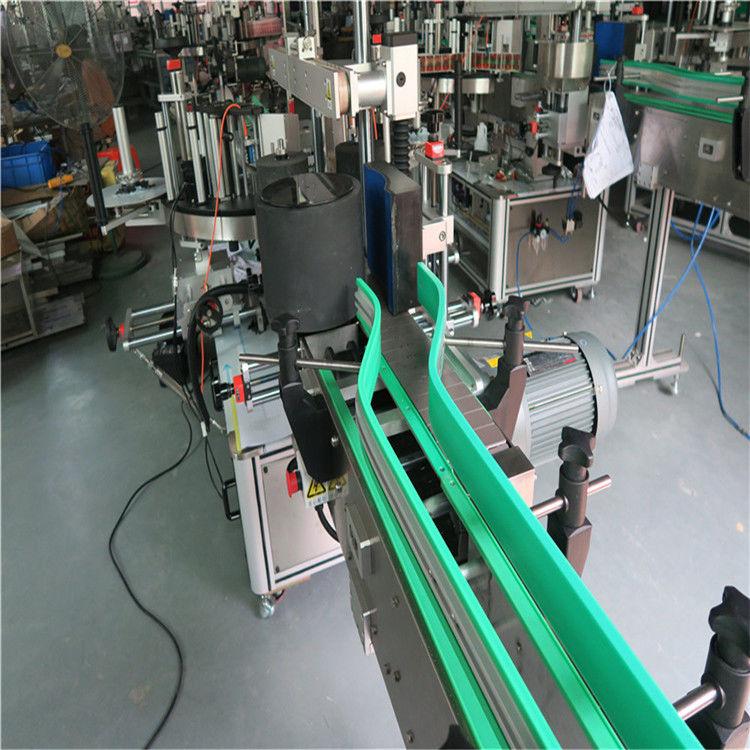 दुई स्वचालित स्टिकर लेबलिंग मेशिन डुअल साइड साइड लेबलर 000०००-8००० बी / एच