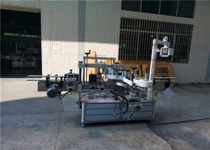 पूर्ण स्वचालित स्क्वायर बोतल लेबलिंग मेशीनरी 000०००-8००० बी / एच क्षमता