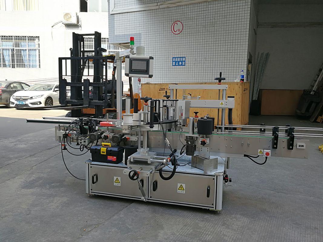 सीई स्वचालित स्टीकर लेबलिंग मेशीन सानो कार्टन कुना सीलको लागि